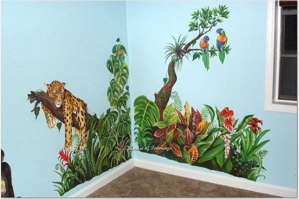 Naji S Jungle Nursery Kathy Garden Fountain Nursey